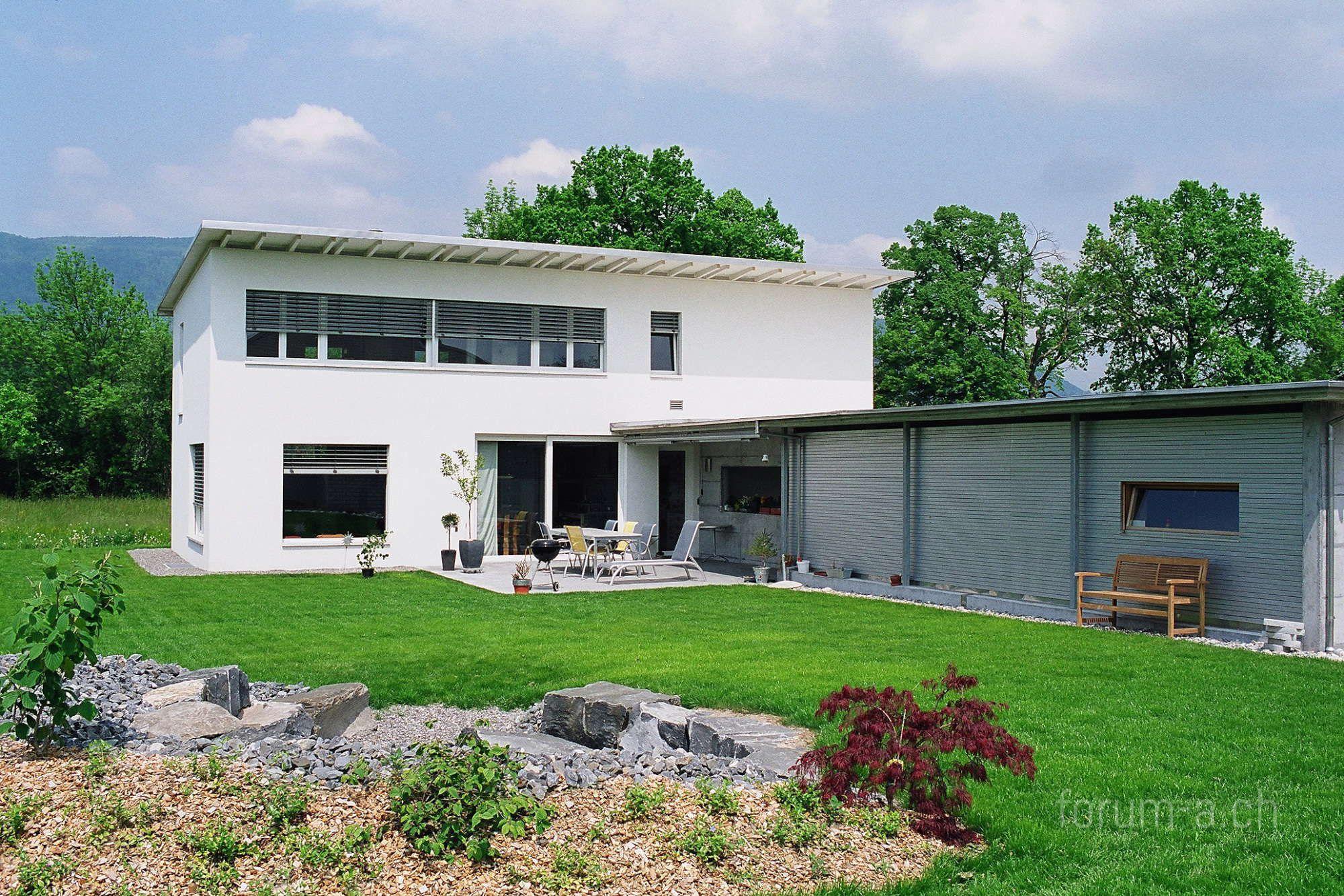 Einfamilienhäuser - Forum A | Architektur, Baurealisierung ...