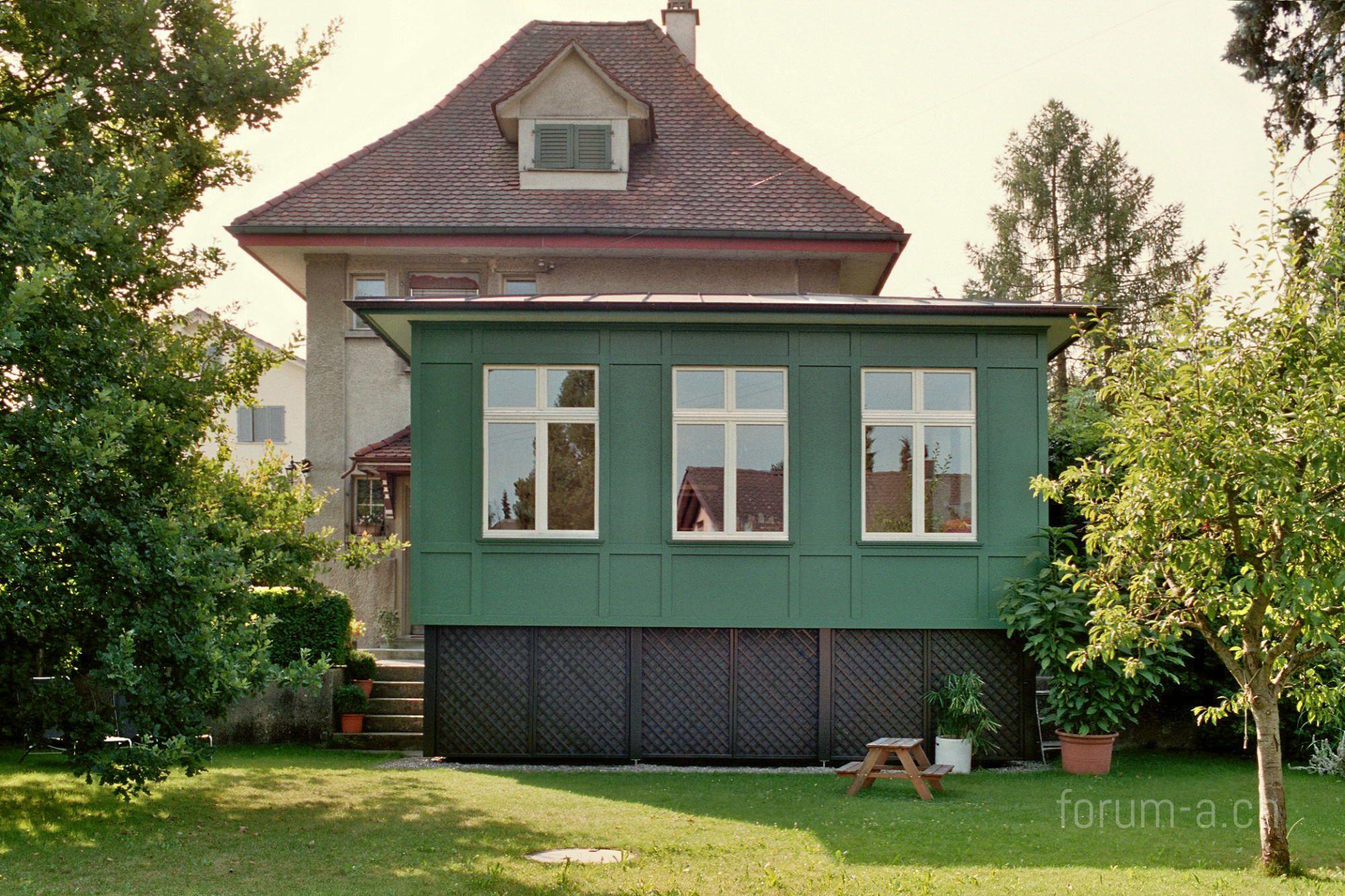 an und umbau einfamilienhaus in herzogenbuchsee forum a architektur baurealisierung. Black Bedroom Furniture Sets. Home Design Ideas