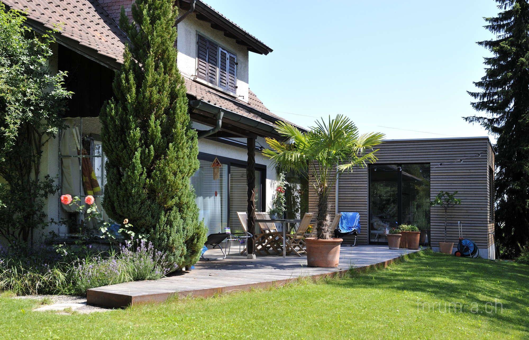anbau einfamilienhaus in niederbipp forum a. Black Bedroom Furniture Sets. Home Design Ideas