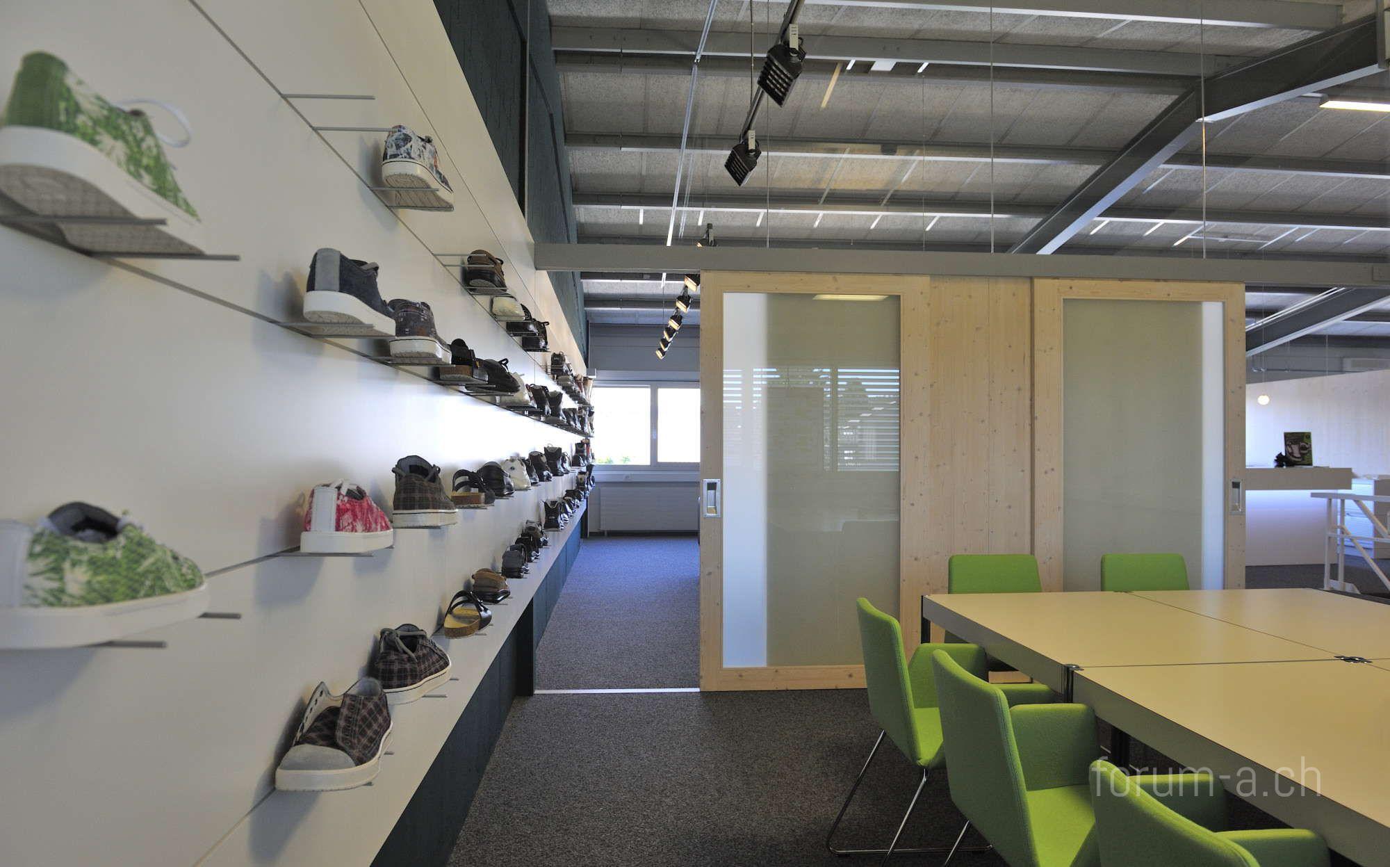 Ladenbauten | Ausstellungen - Forum A | Architektur, Baurealisierung ...
